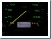 schon die 100.000